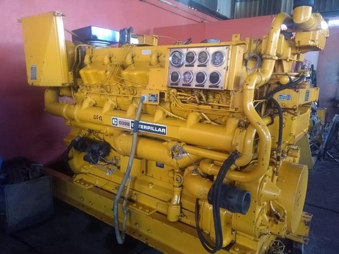 1999 Motor Caterpillar D398 Motor Marino