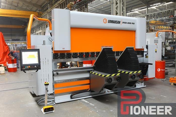 ERMAKSAN SpeedBend SB (3760 -320) 14'-320 ton