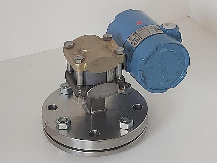 Gebraucht Drucktransmitter R 1151 Smart, AP4 S22 C1 SC I1 L4, 0-70mbar Rosemount neuwertig
