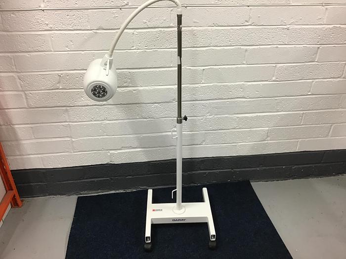 Used Daray LED examination light X350