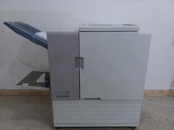 Used Riso ComColor 3010R Full Color Inkjet Printer