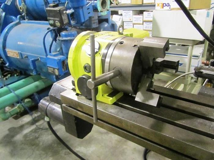 Used 2016 Nikken 4-Axis Programmable Indexer with Control