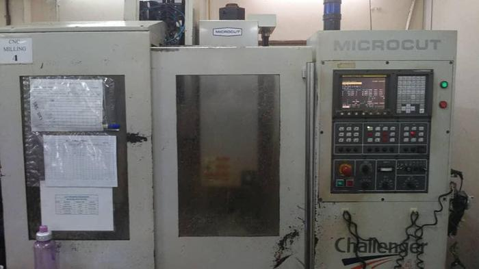Used 2004 MICROCUT MCV-2416 CNC MILLING MACHINE