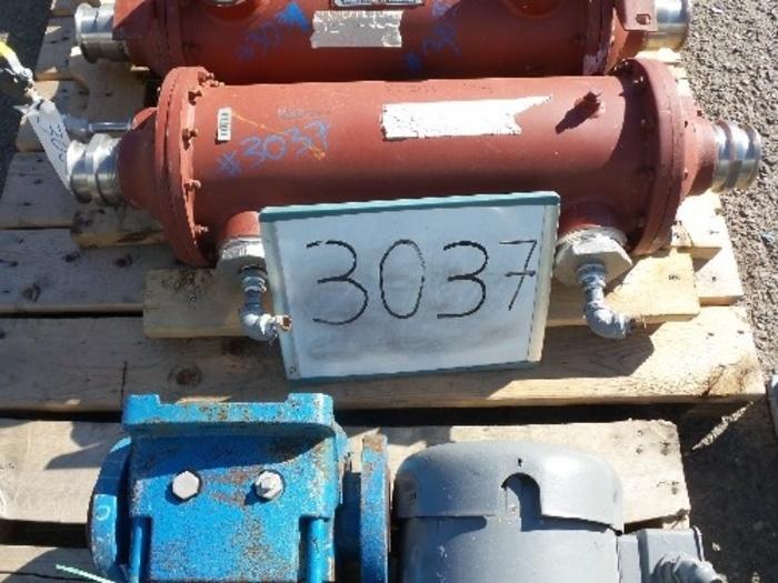 Basco Tube In Shell Heat Exchanger #3037