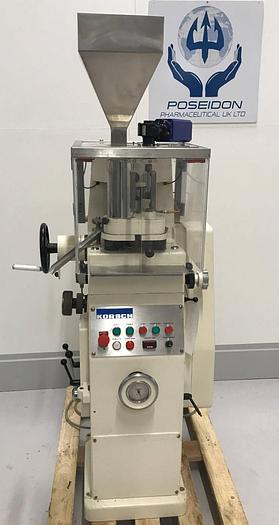 Used Korsch PH100 Tablet Press