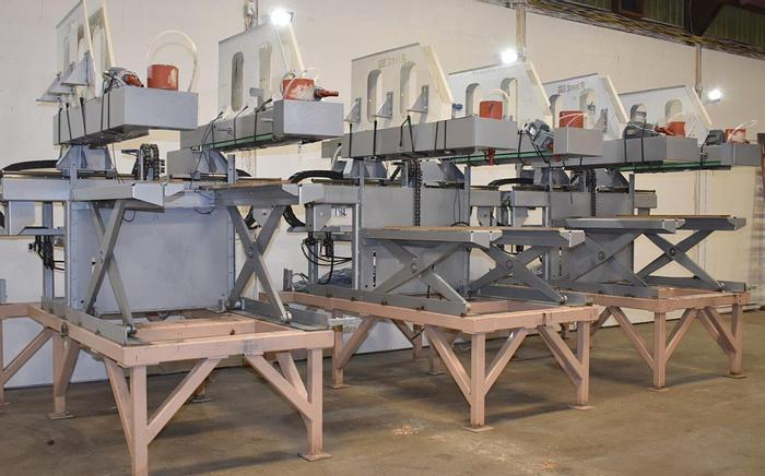 Used Lumber Stackers