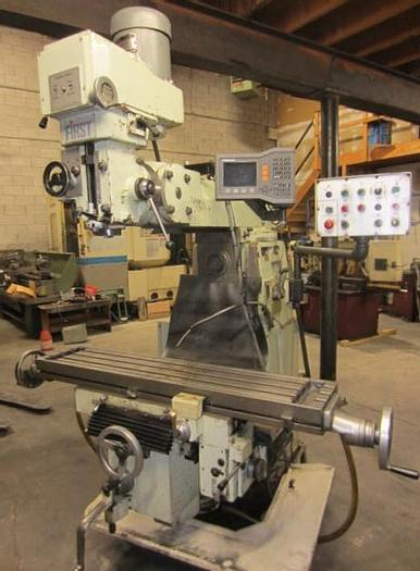 Used 2000 First Model LC 20VHS, Vertical/Horizontal Milling Machine LC 20VHS