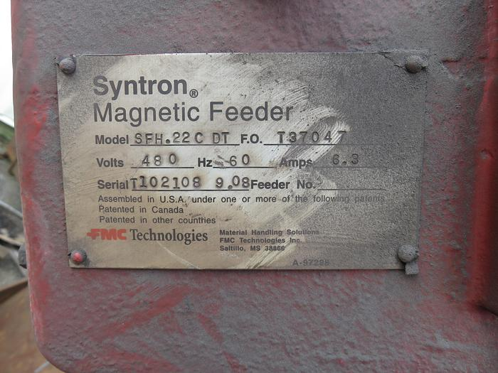 SYNTRON MAGNETIC FEEDER (on hold)