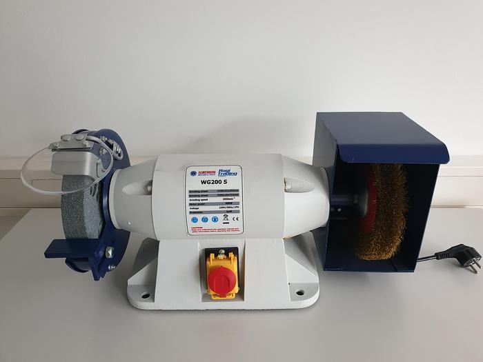 WG200S - Rogi combi grinder