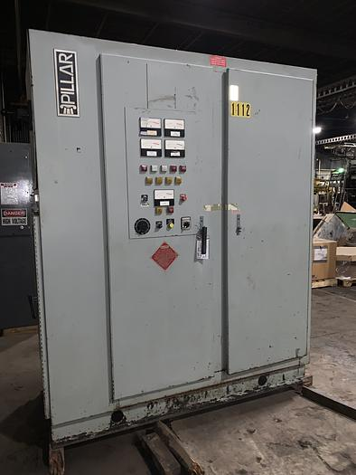 PILLAR Mk7 750 KW INDUCTION POWER SUPPLY