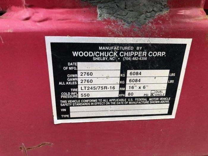 2006 WOODCHUCK WC1200