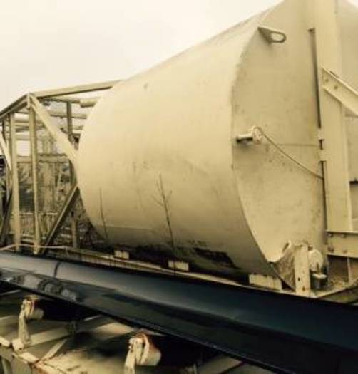 ROSS Portable Central Mix Batching Plant