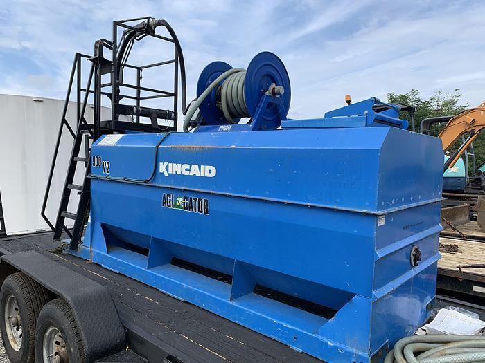 Used 2008 Kincaid 900V2 hydroseeder