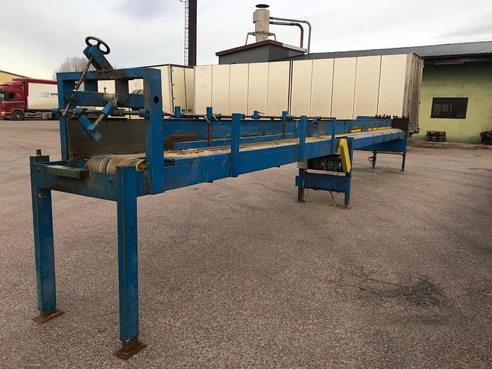 Used Rosens Maskin AB, Belt conveyor
