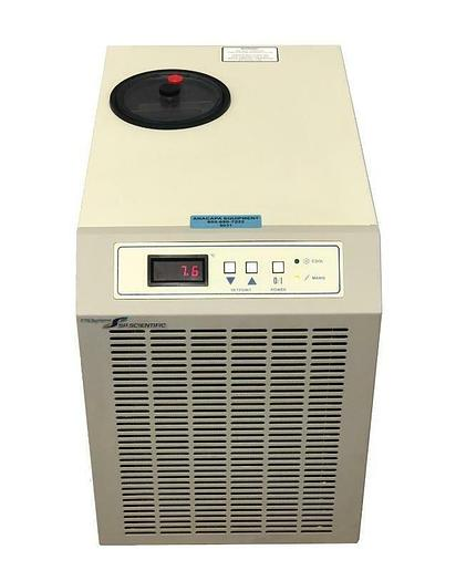 Used Kinetics FTS Systems SP Scientific RS33AL10 Recirculating Chiller USED (9031)R