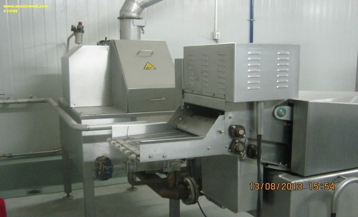 MEYN BR400/6000MS Fryer