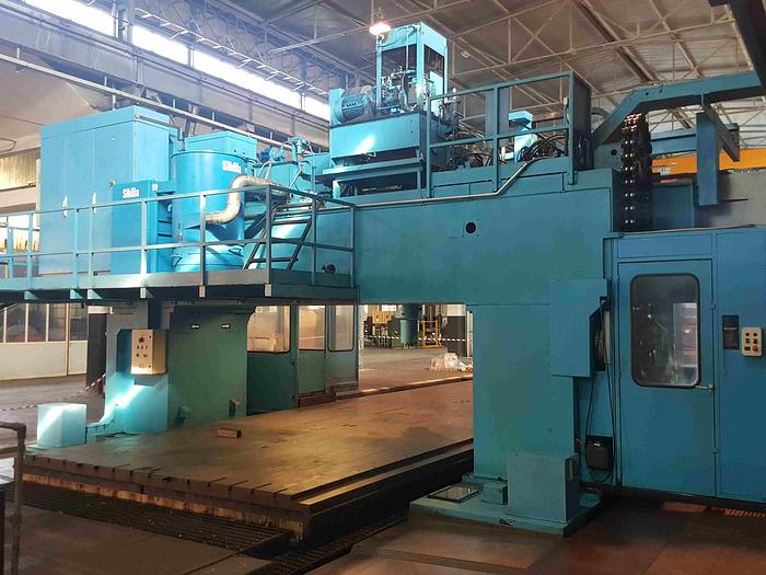 FRESATRICE A PORTALE MOBILE FOREST LINE' S 246 TF-MH CNC