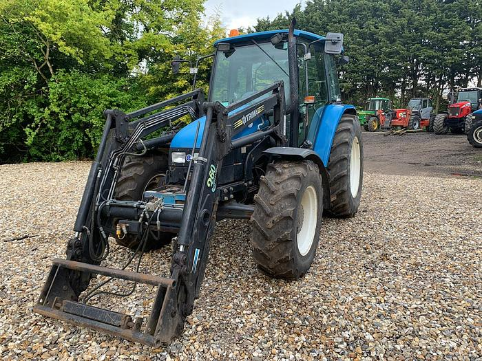 Used New Holland TL90 4wd Tractor