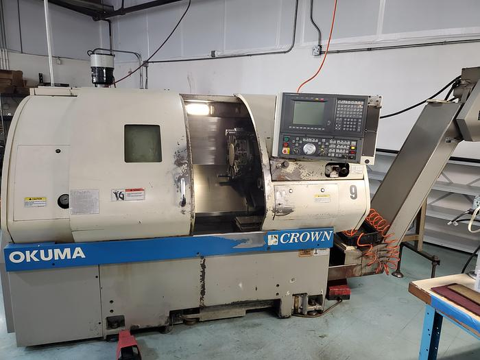2000 Okuma Crown