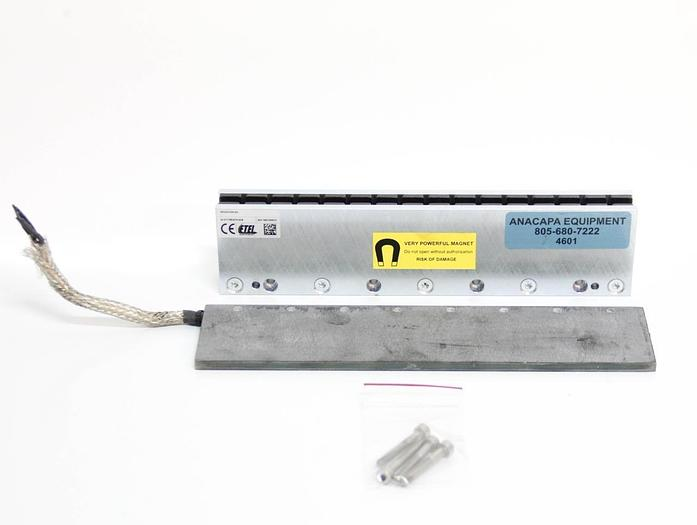 Used ETEL Motion IWF030-0256-00A ILF12-030-3KD-D10 Ironless Linear Motor System (4601