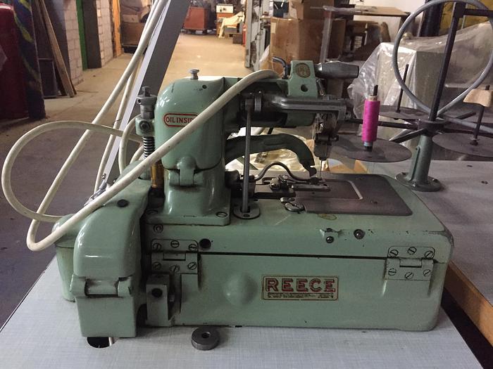 Gebraucht Riegelmaschine REECE  Kl. S 2