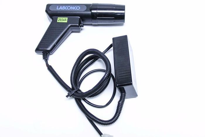 Used Labconco CentriZap Strobe Light for Centrivap Concentrator (2654A)
