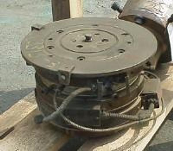 "Used 6"" Union Carbide used single layer die."