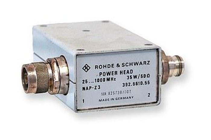 Used Rohde & Schwarz (R&S) R&S NAP-Z3