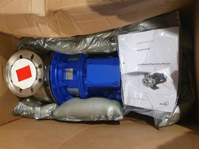 2019 New KSB Etachrom B Centrifugal Pump