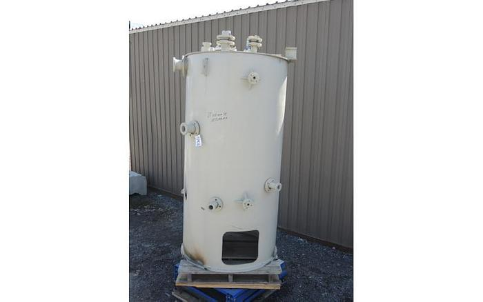 USED 550 GALLON TANK, POLYPROPYLENE