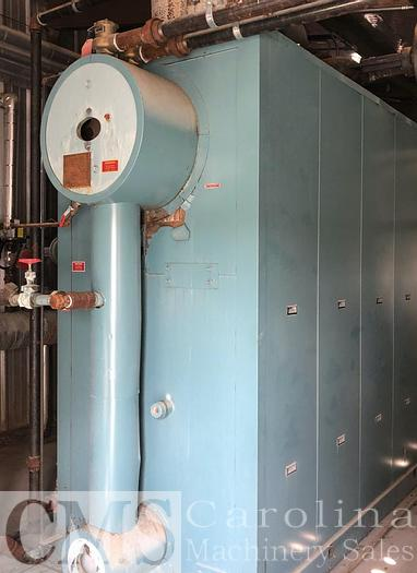 Used 2014 Cleaver Brooks 200 HP Boiler