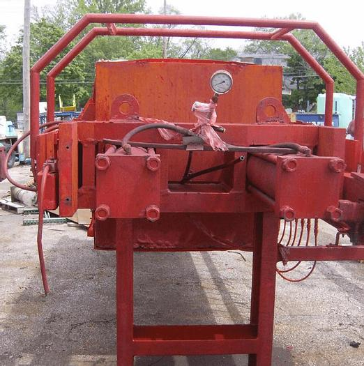 Used 42 CU. FT. HOESCH FILTER PRESS – 1200 MM – AUTOMATIC