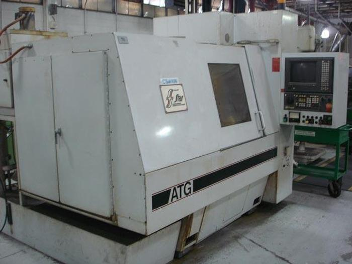 Used STAR ATG-6AC 6 AXIS CNC TOOL & CUTTER GRINDER
