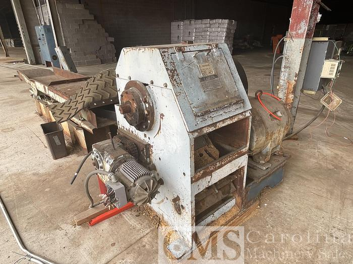 Used Newman SS24 Shavning Mill