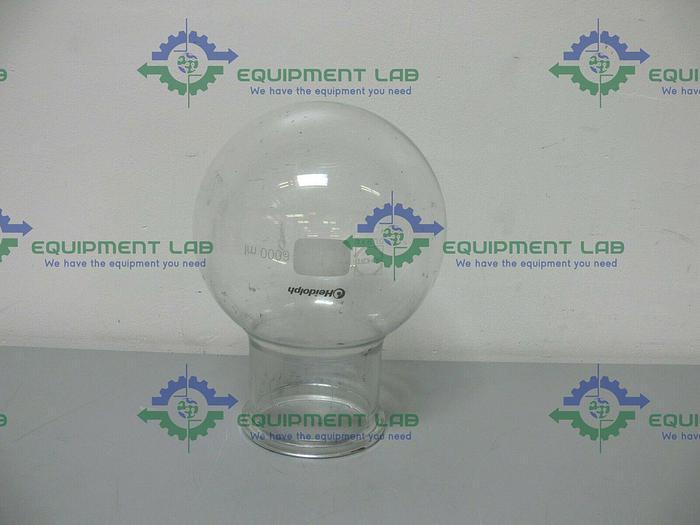 Used Heidolph Schott Duran 6L Evaporating Flask