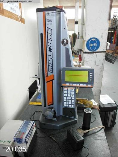 Gebraucht #20035 - HAHN & KOLB Tesa Micro-Hite 350