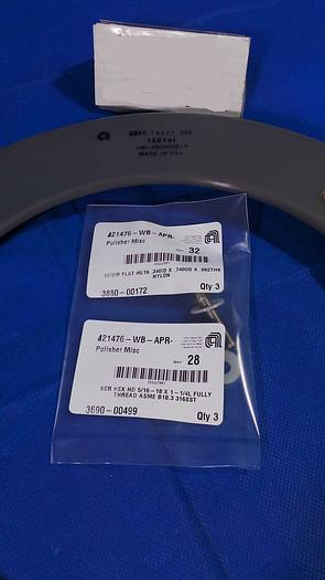 Used Applied Materials 0040-76577 300MM 5ZONE Profiler / 0040-76577 / Rev 002 / ( NEW) AMAT / With Ki