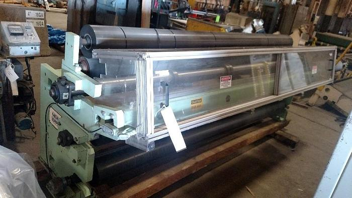 "Used 106"" (2.69M) NEW ERA IN-LINE SHEAR SLITTING SECTION MFG. 2002"