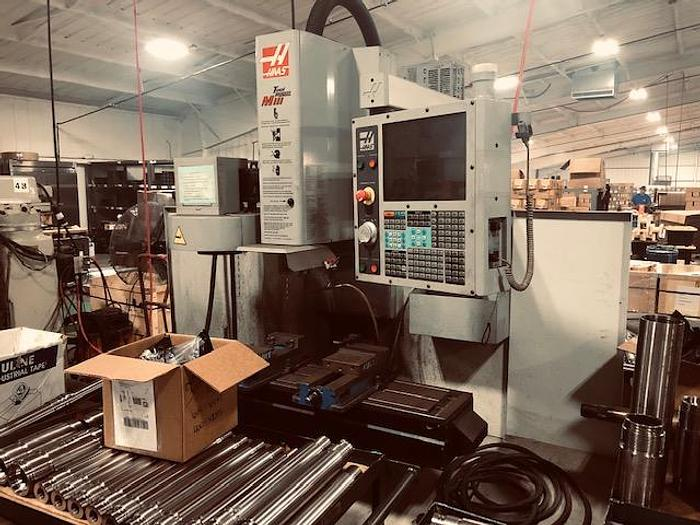 2008 Haas TM-2 CNC Toolroom Mill