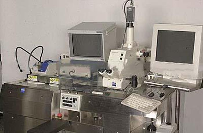 Used Zeiss/HSEB  Axiosprint Automated Wafer Inspection Tool