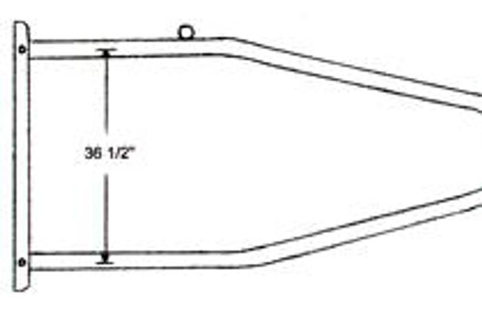 New - products Freudenthal Heavy-Duty Arrow Freestall