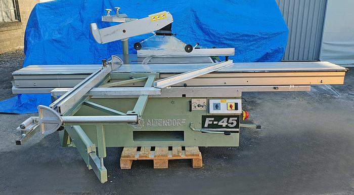Used 1988 ALTENDORF Format panel machines Altendorf F 45