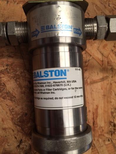 Capstone Turbine Biogas Filter Assembly