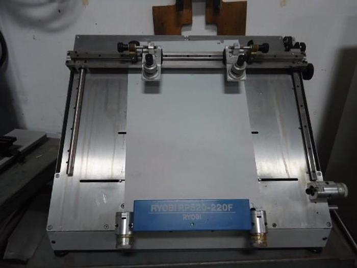 Used Ryobi Optical Punch