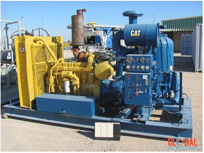 Used Item 0154 : 2003 Quincy Air Compressor