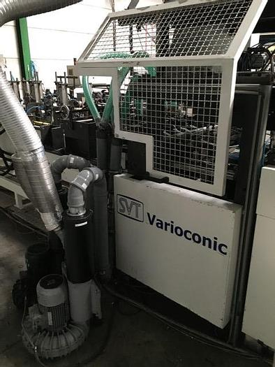 Used 2003 Schmidt VARICONIC 800 WICKET - For the production of plastic conical bags