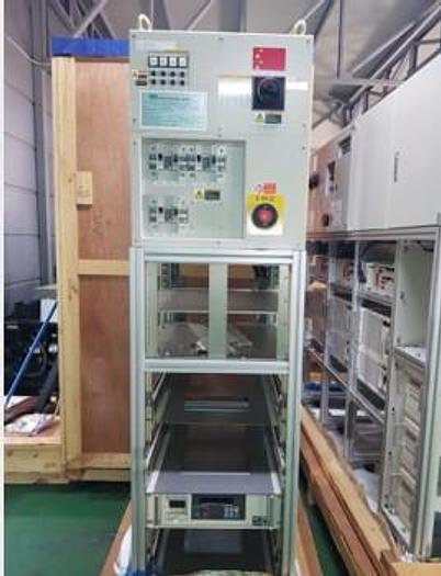Used TEL  Telius SCCM (Oxide Etch)