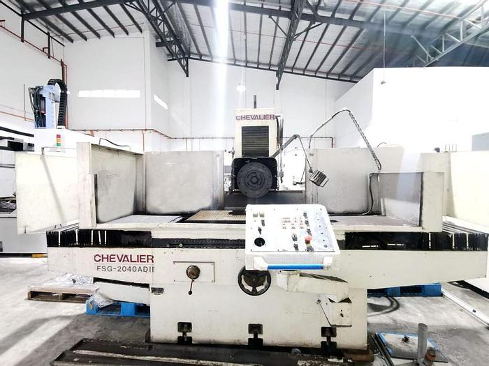 Used USED CHEVALIER FSG 2040DII SURFACE GRINDER