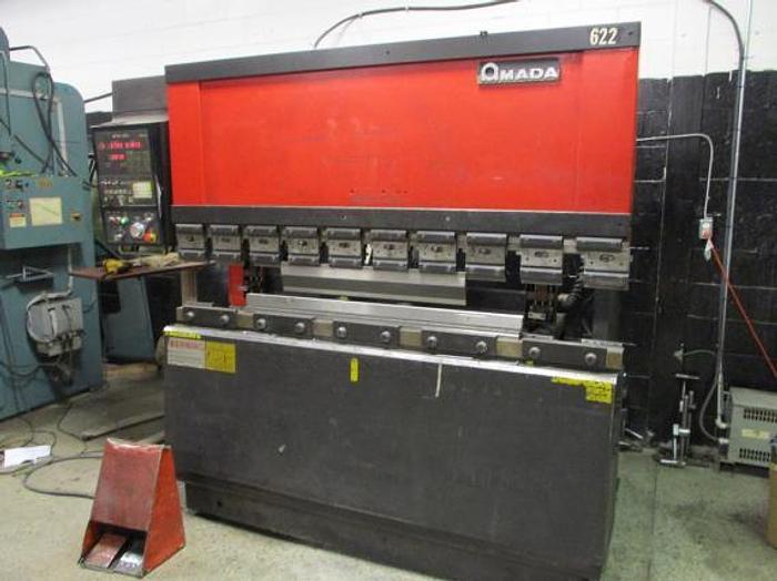 """Used 88 TON X 78.8"""", AMADA, FBD-8020, CNC HYDRAULIC PRESS BRAKE"""