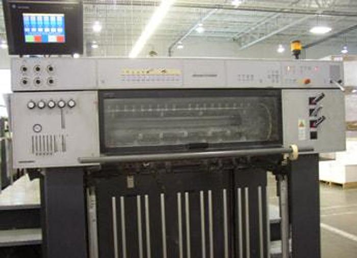 Used SHEETFED IR DRYING SYSTEMS & UV CURING SYSTEMS.